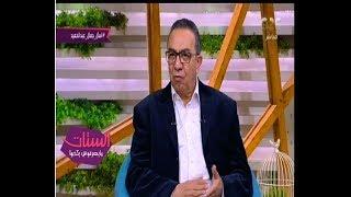 الستات مايعرفوش يكدبوا | جمال عبد الحميد يحكي عن بدايته بالفوازير بعد وفاة