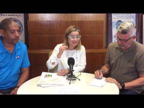 SPT en Facebook live invitada Carmen Yulin Cruz