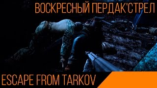 [Escape From Tarkov] Воскресный ПЕРДАК'СТРЕЛ ...