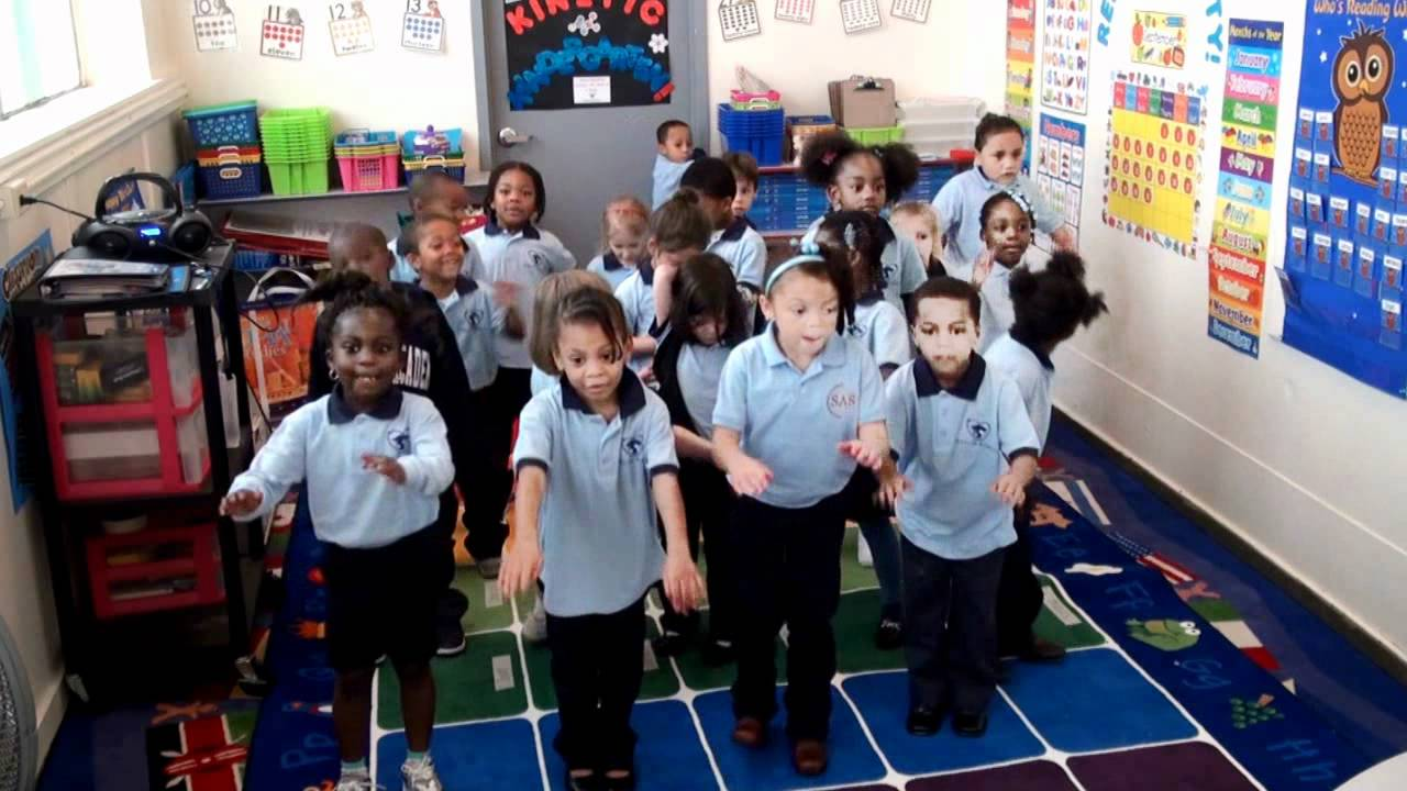 Hello Song by Kindergarten, First Grade, and Second Grade ...
