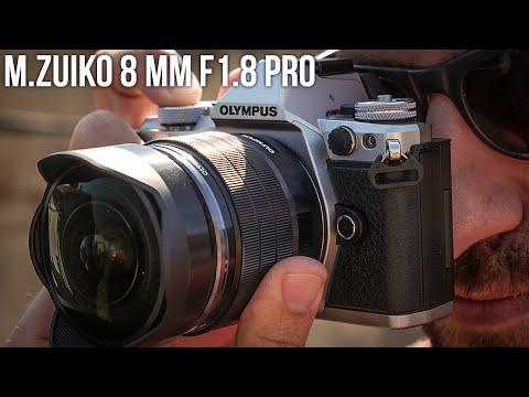 Olympus M.Zuiko 8 Mm F1.8 Pro: Prueba De Campo