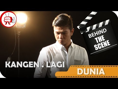 Kangen Lagi - Behind The Scenes Video Klip Dunia - TV Musik Indonesia