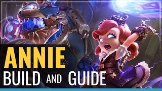Annie Build and Guide - League of Legends