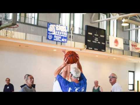 Roslindale Senior Basketball Team