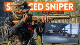 AWESOME NEW SKILL CANNON Or Absolutely Useless?! - Battlefield 5 Commando Carbine Gameplay