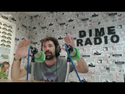 "Raúl Massana presenta ""Clandestino Cabaret"" en DIME RADIO"