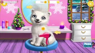 Christmas Animal Hair Salon TutoTOONS Educational Android İos Free Game GAMEPLAY VİDEO(Christmas Animal Hair Salon TutoTOONS Educational Android İos Free Game GAMEPLAY VİDEO Crazy Animal Hair Salon moves to the North Pole at ..., 2015-12-25T12:36:42.000Z)