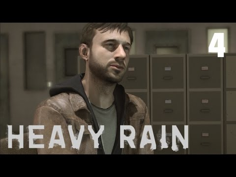 Johtolankojen perässä - Heavy Rain
