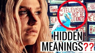 HIDDEN MEANINGS | KESHA - PRAYING (Official Video) + Analysis Mp3