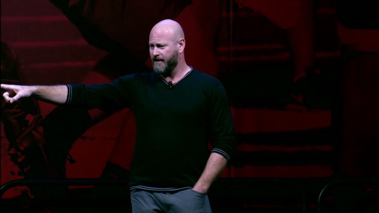 2018 USA Football National Conference: Trent Dilfer - YouTube