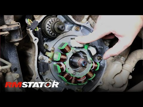 Mxer X likewise Hqdefault as well Hqdefault additionally S L as well Hqdefault. on polaris sportsman 500 stator testing