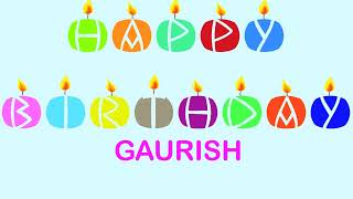 Gaurish   Wishes & Mensajes - Happy Birthday