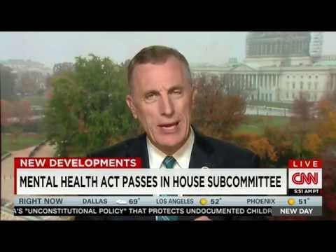 Rep. Murphy on CNN Discusses HR 2646 Passing Out of Subcommittee