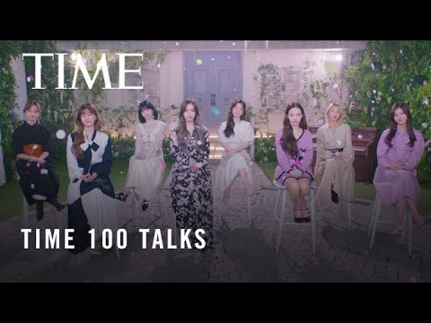 TWICE Delivers Uplifting Performance of 'DEPEND ON YOU' | TIME100 Talks