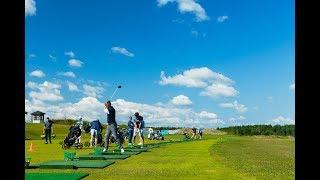 Корпоратив в гольф-клубе GORKI