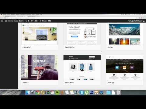 WordPress, wat is het en hoe werkt het?