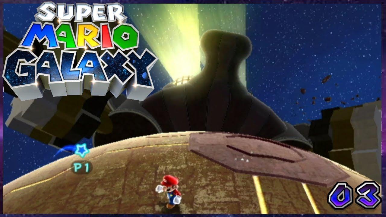 Super Mario Galaxy 120 Star Walkthrough | Episode 3 - YouTube