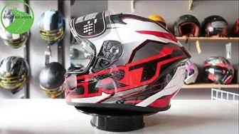 Mũ bảo hiểm Yohe 978 tem SRT