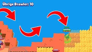 BULL UND DARRYL GLITCH IN SHOWDOWN (INSELINVASION)! Brawl Stars deutsch