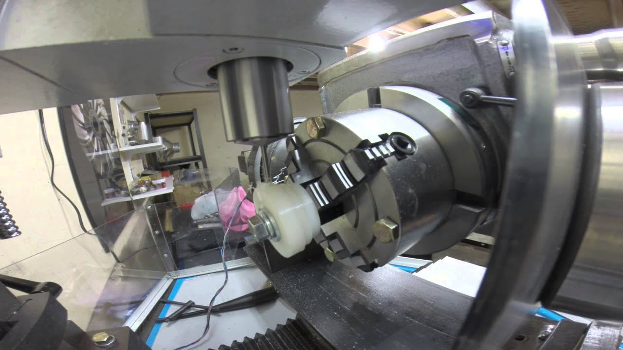 Diy 5 Axis Hobby Milling Machine Youtube