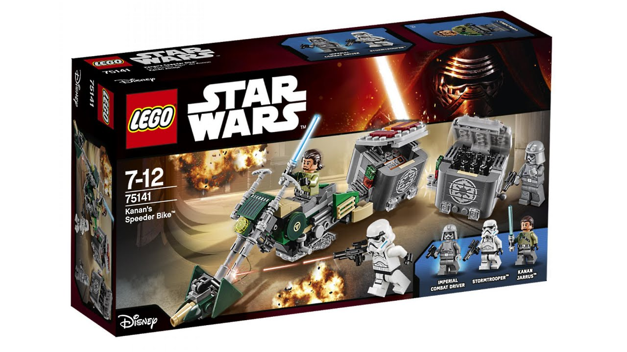 LEGO Star Wars 2016 Smaller Sets Pictures Revealed