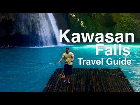 Kawasan Falls Adventure Travel Guide