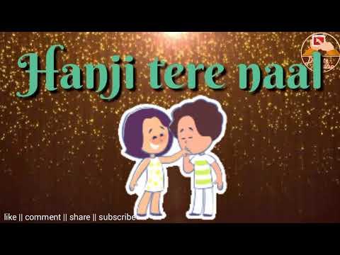 Jaane Meriye Main Tera Haan Hanji Tera Tu Karle Yakeen | WhatsApp Status Video Song