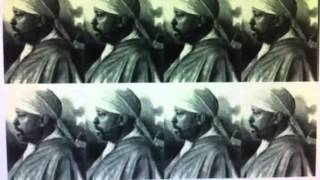 KING MENELIK OF ETHIOPIA!