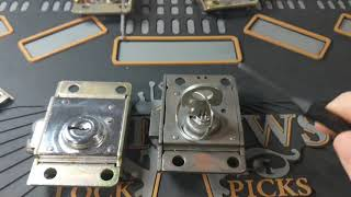 DEF CON Safe Mode Lock Picking Village - N∅thing - How I defeated the Western Electric 30c