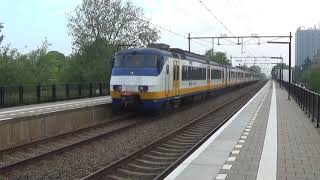 Heemstede-Aerdenhout  SGMm extra inzet sprinters.  18-5-2019