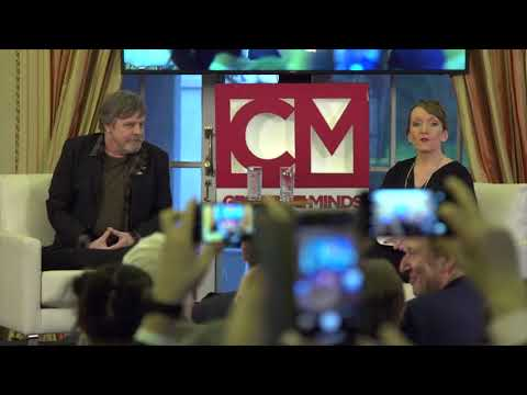 Creative Minds - Mark Hamill  FULL CONVERSATION