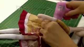 Lindas bonecas com  Luciana Kummer e Rosana Martinez