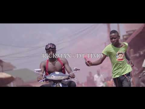 BANGO - Rickman X DT Timo (official Video)