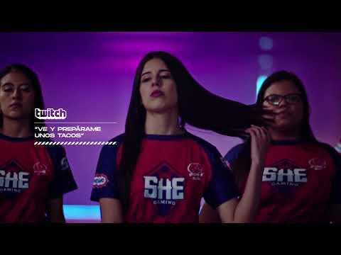 She Gaming, equipo eSports Femenino en Colombia
