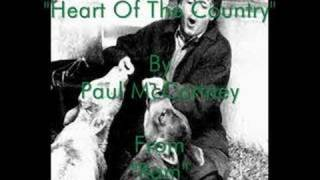 """Heart Of The Country"" By Paul McCartney"