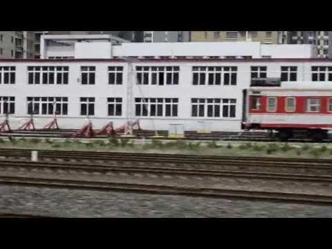Fast train Dalian to ShenYang