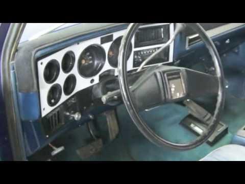 1983 Chevrolet Blazer for sale!
