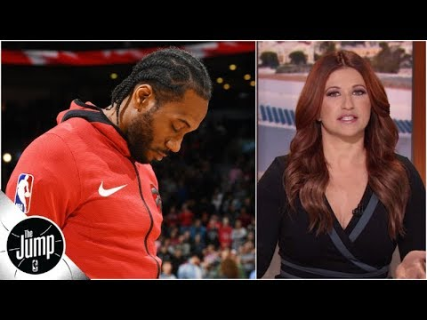 Kawhi, DeRozan and Paul George show the NBA is a messy business - Rachel Nichols | The Jump