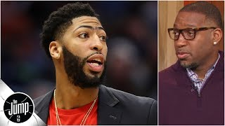 Tracy McGrady would trade himself for Anthony Davis | The Jump thumbnail