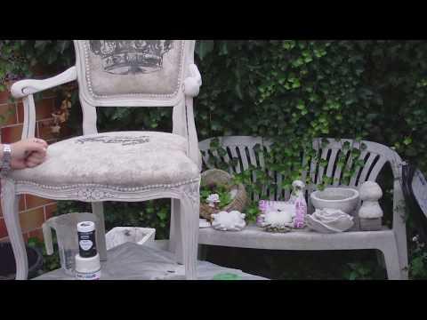 Shabby Chic Teil 1 Alte Möbel Neu Gestalten Aus Alt Mach Mach