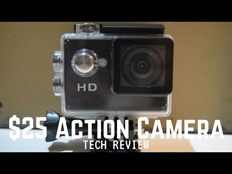 Evc600 Emerson Practical Review 30 Hd Action Camera