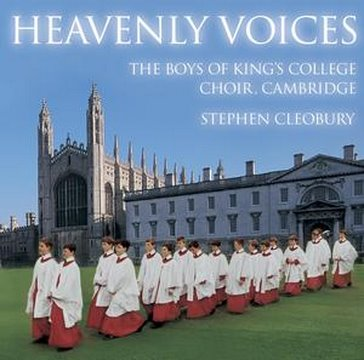 Choir of King's College, Cambridge - Heavenly Voices