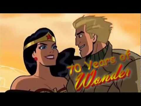 Wonder Woman 70th Countdown 5 Animated