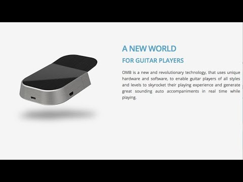 Guitar to Midi Connection With OMB Guitars One Man Band Interface | MikesGigTV