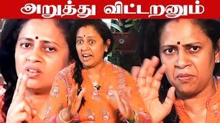 """FREE SEX-க்கு தான் கல்யாணம் பண்ணிக்குறாங்க""   Lakshmi Ramakrishnan"