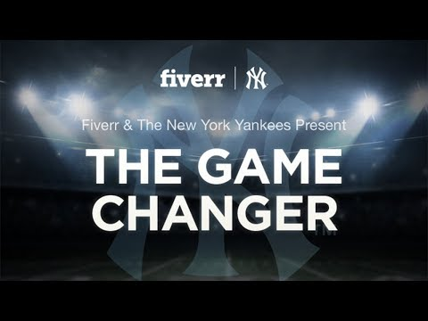 The New York Yankees Fiverr Present The Game Changer