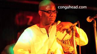 Kofo The Wonderman Talking Drum Solo