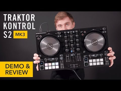 Traktor Kontrol S2 MK3 by Native Instruments - Demo & Review