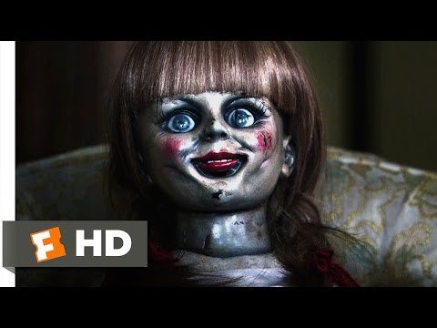 The Conjuring - Annabelle the Doll Scene (1/10) | Movieclips