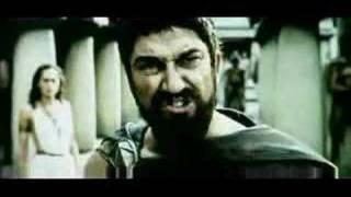 300 Spartans Trailer in Russian / 300 спартанцев ролик